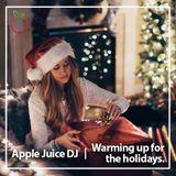 Apple Juice DJ - Warming up for the holidays (december 2016)