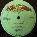 Level The Vibes Promomix - Saturday 18/02/17 @ Cosies, Bristol (UK)