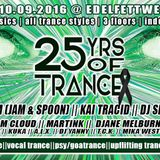 Marco van Deroga @25 Years of Trance in Hamburg