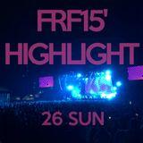 FRF15' Highlight 3rd Day
