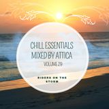 Chill Essentials 29-Mixed By Attica