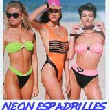 Neon Espadrilles
