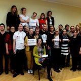2014.10.19 Studentu pietura/DTD - Par darbu nākotnē, Karjeras nedēļu,NOM Rīgā un reģionu atgriešanās