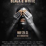 Amar S @ Monday Bar Black & White Cruise 2014