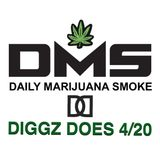 DIGGZ DOES 420