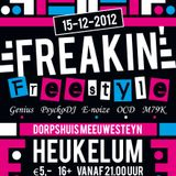 Freakin' Freestyle promo mix by T-82