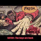 United Forces @ Radiofono Stoperithorio_12.10.19