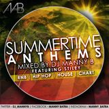 Summertime Anthems - Mixed By DJ Manny B