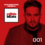 EB001 - edible bEats - Eats Everything live from Igloofest, Montreal