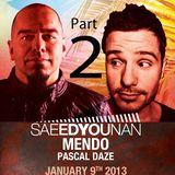 Saeed Younan Live at The BPM Festival 2013 - Part 2