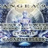 Pangea 9.0 Bremen - Mainfloor Opening