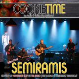 Semiramis Artista Chef del Cookie Time con Matt Garro su TRS Radio