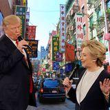Ep. 9: Presidential debates, China town racism