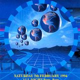 Slipmatt & MC GQ World Dance 5th Feb 1994