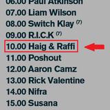 Haig & Raffi - EOYC 2012