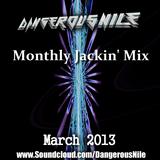 DangerousNile - 30 Min March Jackin' House Mix 2013