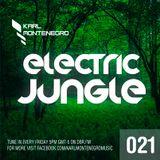 Karl Montenegro presents: Electric Jungle #021 @Dirty Beats Radio