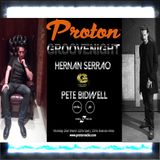 GROOVENIGHT Episode 377 By HERNAN SERRAO Guest PETE BIDWELL