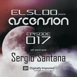 Ascension 017 - Hour 2 with Sergio Santana (October 2015)