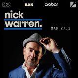 Nick Warren - Live @ Arjaus, Crobar Pre-Party, Buenos Aires, Argentina 27.03.2018