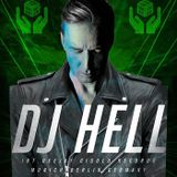 DJ Hell Live at Jesus Club - St. Petersburg [October 5, 2012]