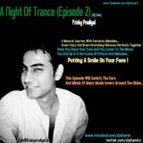 A Night Of Trance (Episode 2) (Cd - 1) - Frisky Prodigal