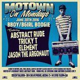 DJ ARGONAUT LIVE SET @ MOTOWN ON MONDAYS