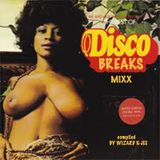 Wizard K-Jee Disco Breaks Mixx on WEFUNK