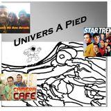Univers A Pied 05 - Avril2019 Funk mi am arsch - StarTrek - CaméraCafé - L'Entreprise