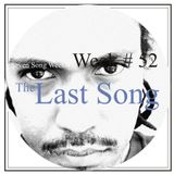Seven Song Weekly: Week # 52 final song & chat