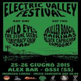 Volksradio Moos Year 22 part 30: Electric Valley Festival and Beyond Psycho California
