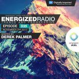 Derek Palmer - Energized Radio 035