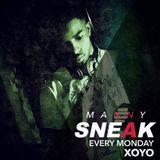 SNEAK Resident Mix / DJ Manny / Mix 1