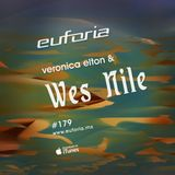 EUFORIA 179 - Veronica Elton & Wes Nile