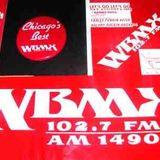 Fast Eddie - WBMX 102.7 FM, Chicago - 1987.