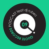 Quote Records Podcast 09 - 11/02/14