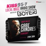 "Guest Mix on Kiss95.7 Randy Boyer's ""Buzz Radio"" Show 04.15.18"