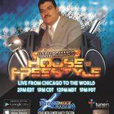 Harv Romans House of Freestyle 8-12-17