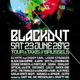 BLACKOUT 2012 - D&B STAGE PROMO MIX BY GLYPH