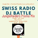 JunglisArea Zamba Loca X 2019 Swiss Jungle DnB Radio DJ Battle JungleRaiders Promomix