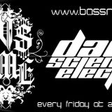 Dark Science Electro on B.A.S.S. Radio DJ Laka 942 guest 28-09-2010