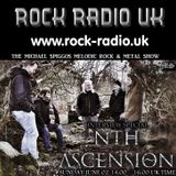 The Michael Spiggos Melodic Rock Show featuring Nth Ascension 06.02.2019