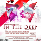 Deep & Dirty Sessions 006 - In The Deep - Mixed by DJ Ed Surreal