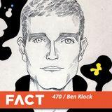 Ben Klock  - FACT Mix 470 - 17-Nov-2014