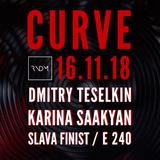 Slava Finist/Curve/RNDM/Live DJset/16.11.2018