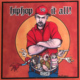 DJ Ted Shred - Hiphop Vs It All (Volume 1)