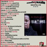 EastNYRadio ON WkcR 89.9 FM 5-10-19  SPECIAL GUEST ILLA GHEE