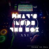 -Vol.XXI- DEEP IM DEZEMBER: What's inside the Box? (Dezember 2018)