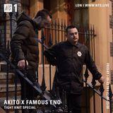 Akito & Famous Eno - 9th March 2018
