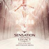 Megamix live @ Sensation The Legacy (Amsterdam Arena, Holland) – 04.07.2015